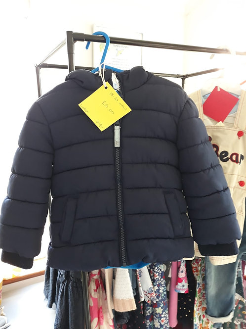 18-24 MONTH PADDED COAT