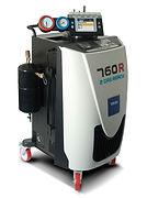 Maquina carga de gas climatizador