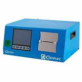Maquina analizador de gases de escape