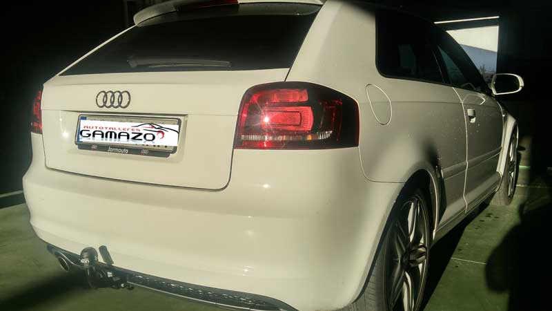 Bola de remolque Audi A3