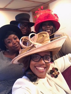 Hat Day for the Ladies of SBC
