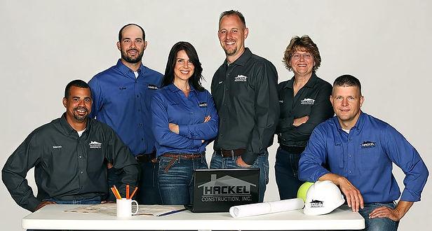Hackel Construction, Inc. Team