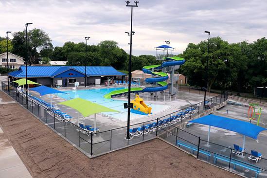Alfred & Irma Burson Aquatic Facility