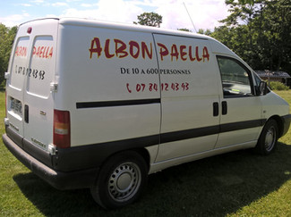 Albon Paëlla