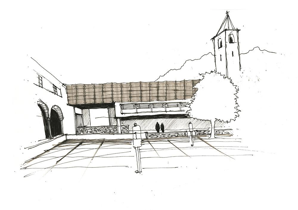 Elementary School by Snozzi