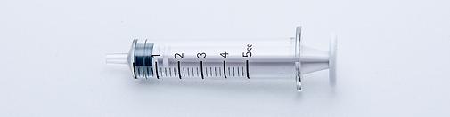 REPLACE - Polycarbonate 5cc Slip Tip Spi