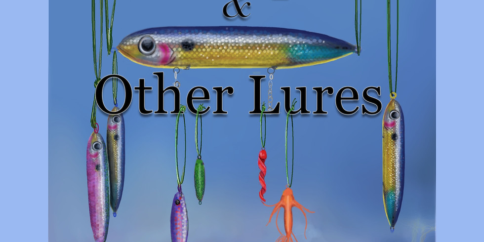 ZARA SPOOK & OTHER LURES