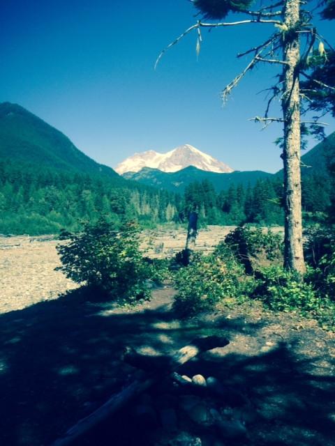Mt.Rainier Camp