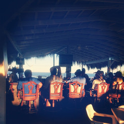 Pete's Camp Tiki Bar