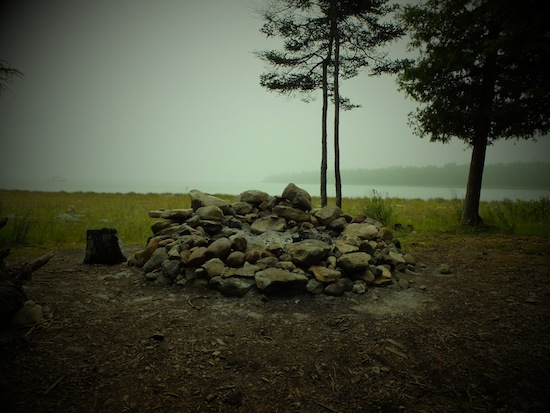 Drummond Island Camp Spot
