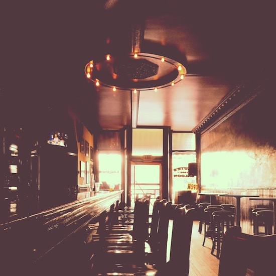 Schute's Saloon, Calumet MI