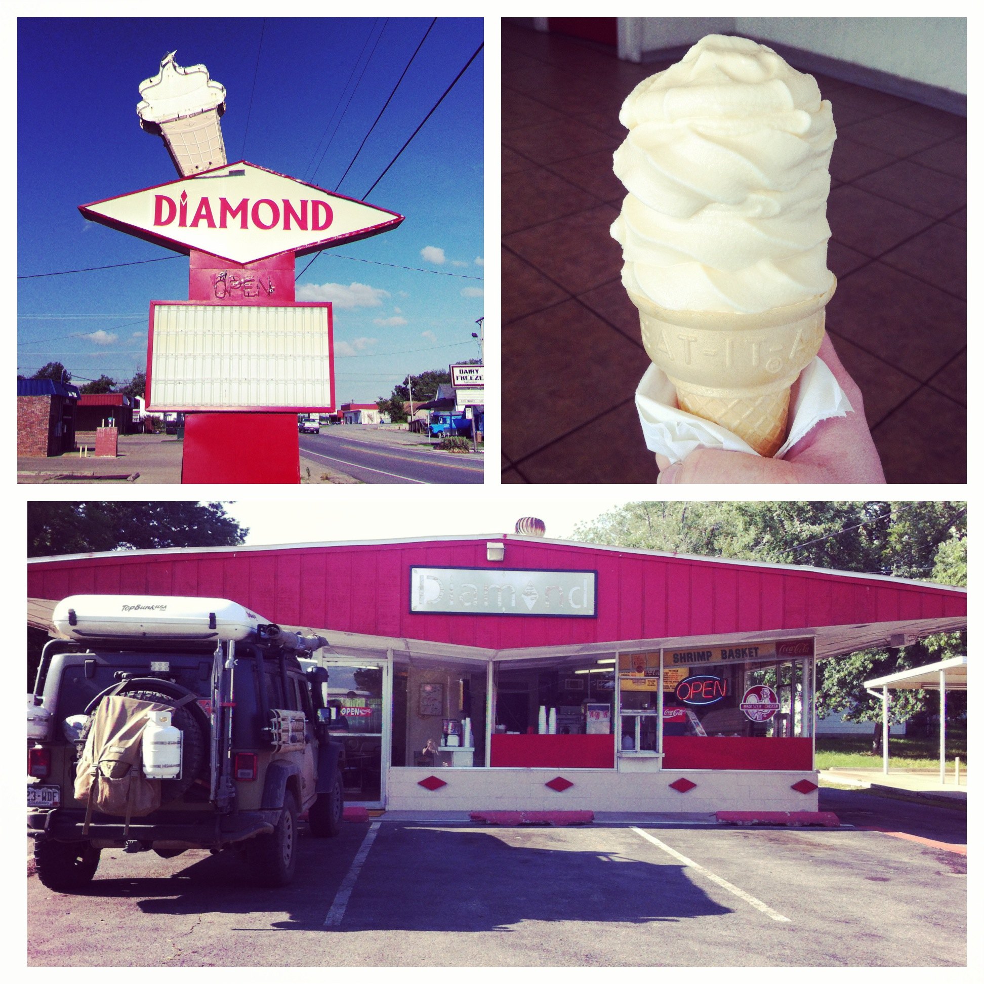 Diamond Ice Cream