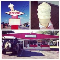 Diamond Ice Cream