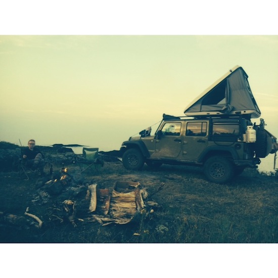 High Rock Bay Set-up