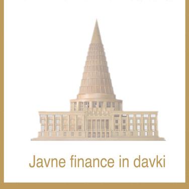 Javne finance in davki