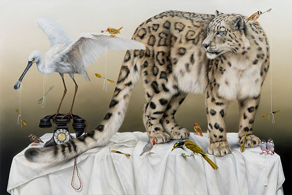The Curious World of the Snow Leopard.jp