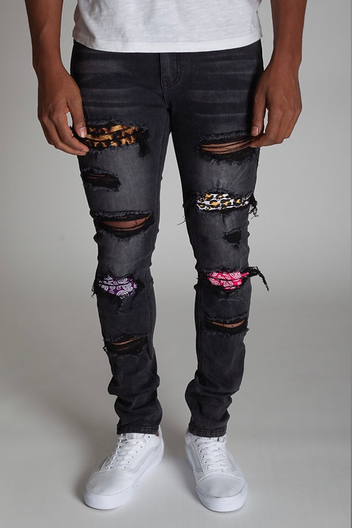 PATCH ME UP - Jeans