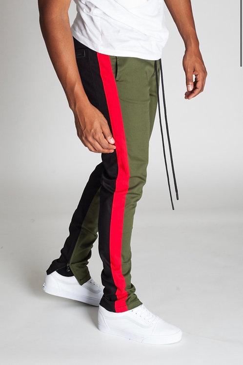 VERTICAL COLOR BLOCK - Pants