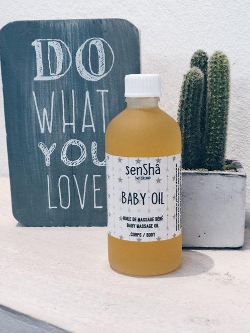 """Huile de massage  """"Baby Oil"""""""
