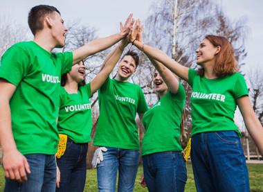 Priložnosti in koristi prostovoljstva
