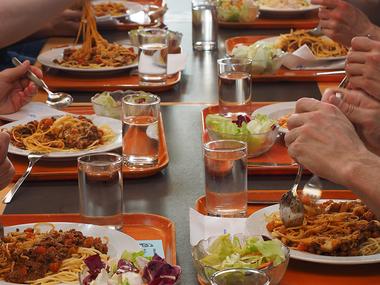 Predvpisi za študentsko prehrano na KŠOC