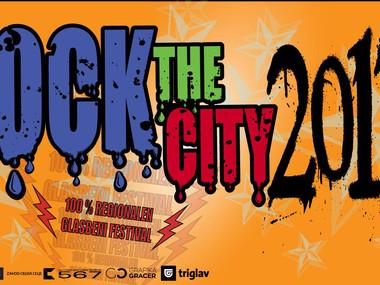 Razkrivamo time line festivala Rock The City 2017