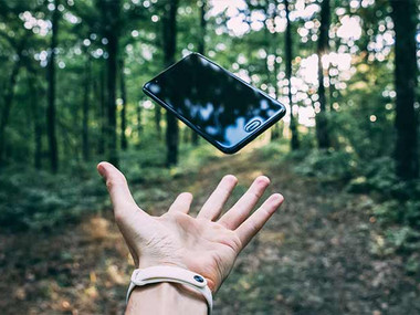 Si predstavljate biti en teden brez mobilnega telefona?