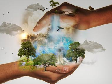 Mladi se zavzemamo za stabilno podnebno prihodnost
