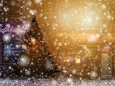 Priprave na veseli december - študentov checklist