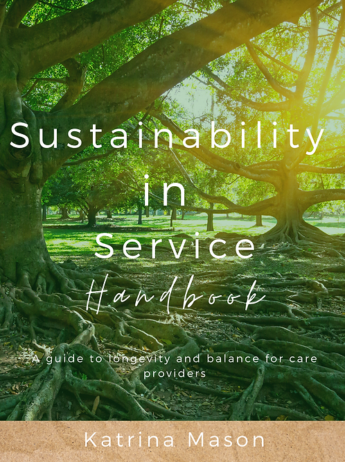 Sustainability in Service eHandbook(Digital Product)