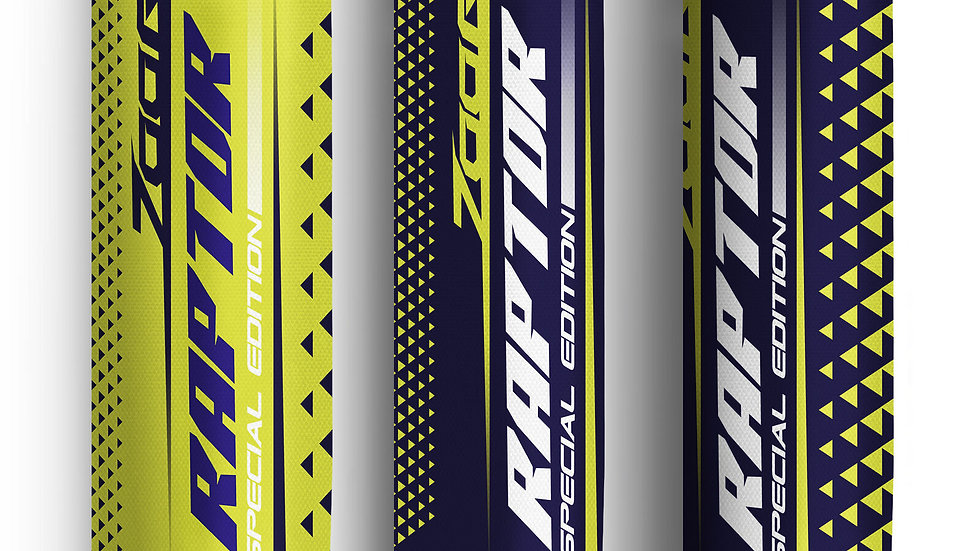 Midnight Blue Shock Covers Yamaha Raptor YFM 700R [Special Edition] (Set 3) NEW