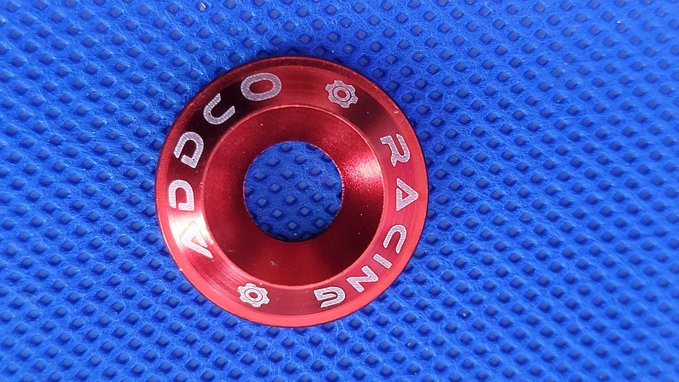 RED WASHERS (10)