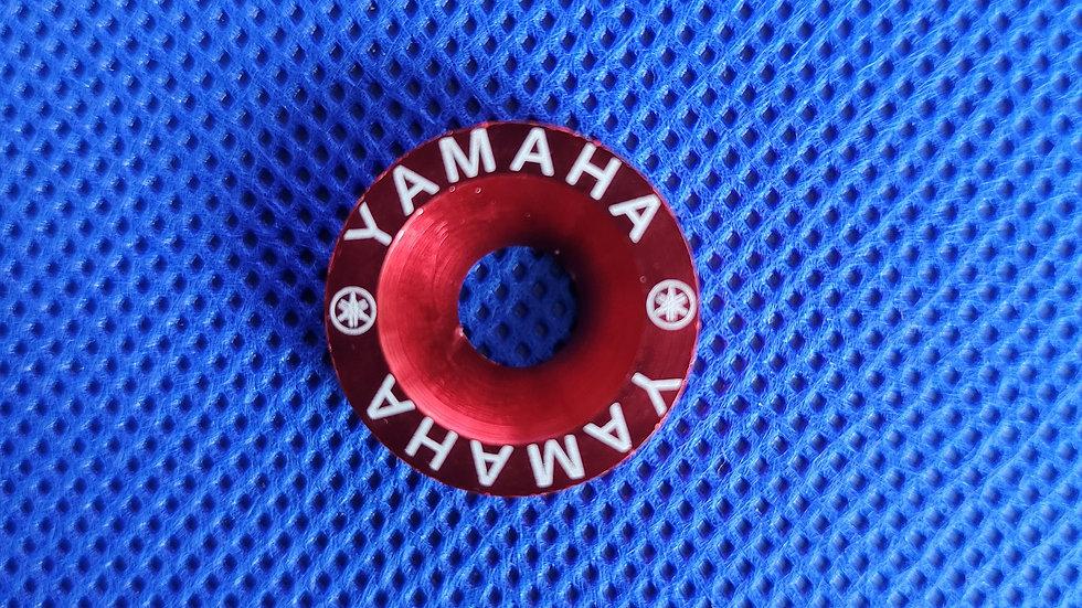 Red YAMAHA