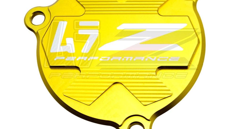 DRZ400SM STARTER GEAR COVER-GOLD