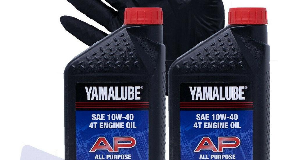 2006 - 2020 Yamaha Raptor 700 Sport ATV Oil Change Kit