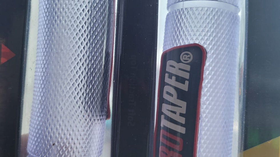 PRO TAPER CLEAR RED