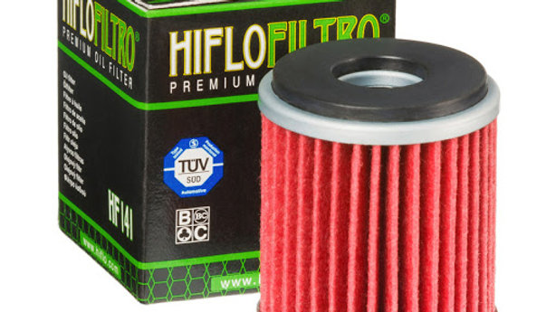 hf145 Hiflofiltro Oil Filter  Yamaha YFM600 Grizzly YFM700R Raptor Keeway 250