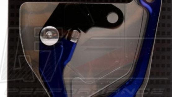 DRZ400 REVERSIBLE LEVER-BLUE