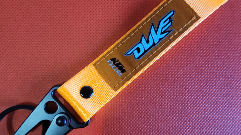 KTM Duke Keychain