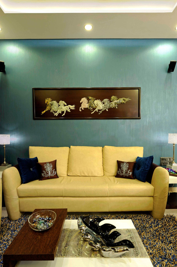 Interior styling with Budgets