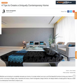 Home Online, Tips for Interiors, March 2018-1