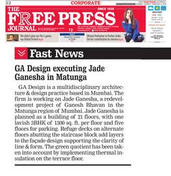 The Free Press Journal_GA design