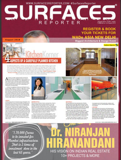 Surface Reporter Kitchen story by Shami