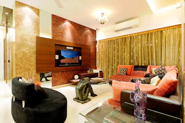 Brightening up a home ahead of the monsoon