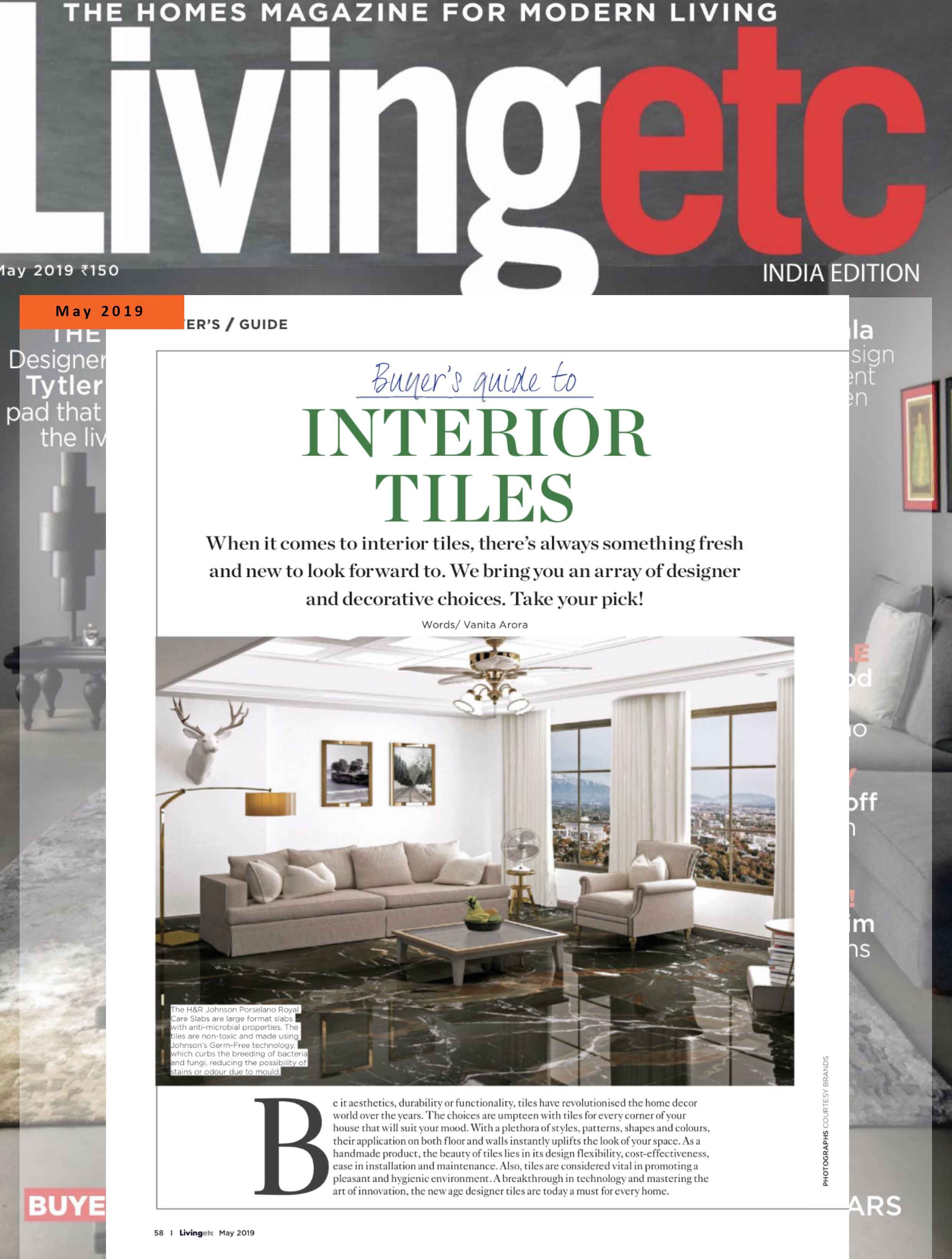 Living etc_May 2019
