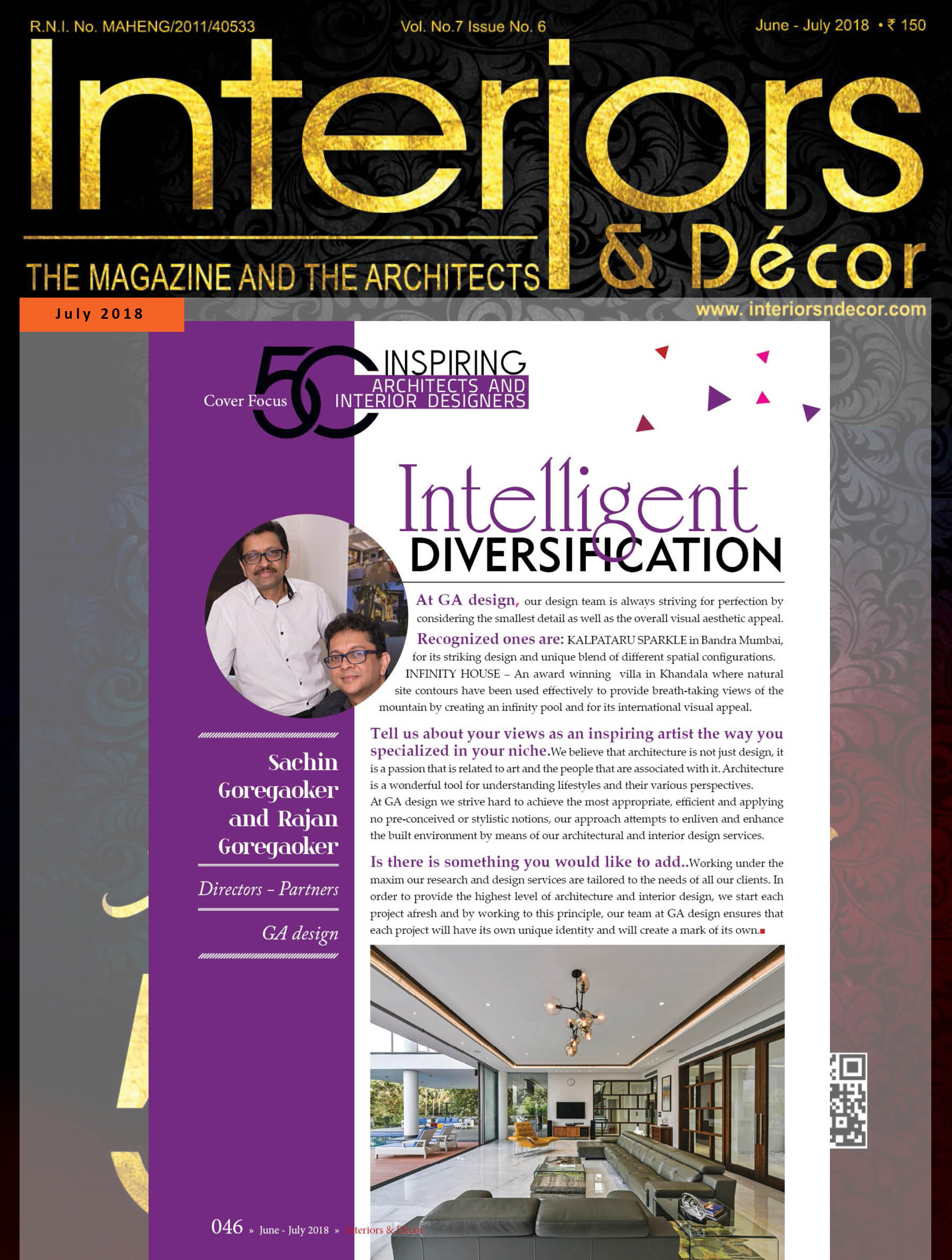interiors n decor anniv, july 2018