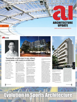 Architecture update april 2018