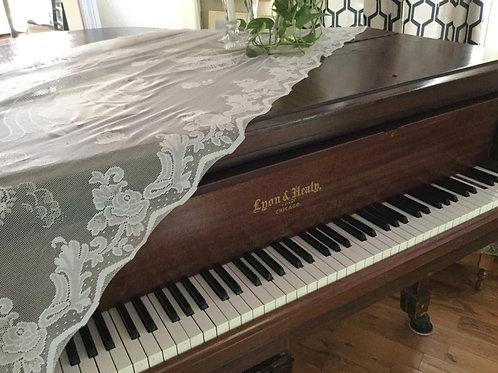 Lyon & Healy Grand Piano