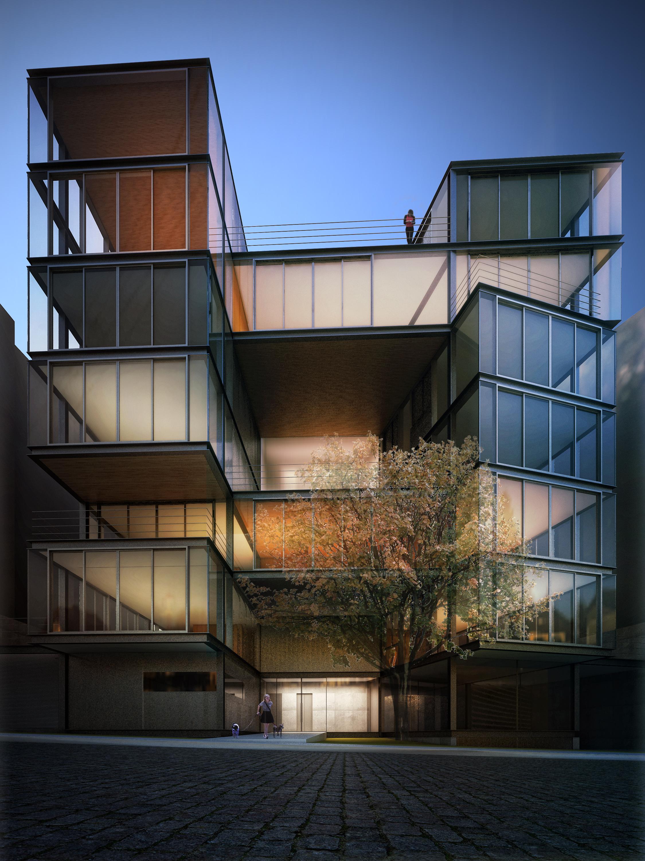 Edifício Thaupick Saadi - Fachada