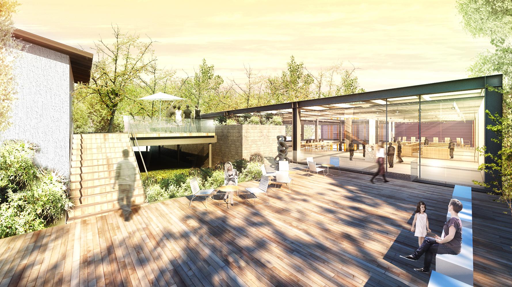 Fundacion Toral - Deck